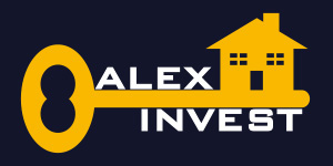 Logo ALEX INVEST IMMOBILIER